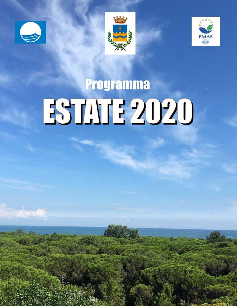Programma Estate 2020 Eraclea